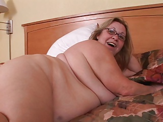 Big Juicy Granny Booty 2 - Bridget